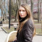 Оксана Яровая on My World.