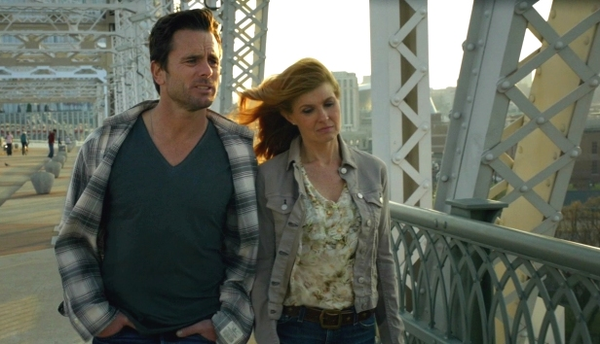 Connie Britton & Charles Esten