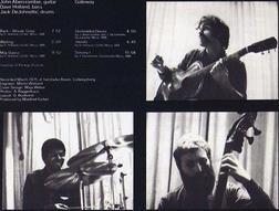 John Abercrombie, Dave Holland & Jack DeJohnette