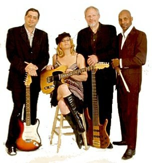 The Skyla Burrell Blues Band