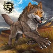 ㋛ Fenrir ♆ Wolf  ㋛ again on My World.
