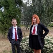 Алёна Волчёк on My World.