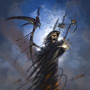 Grim Reaper  on My World.