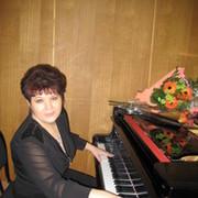Galina Zohina on My World.